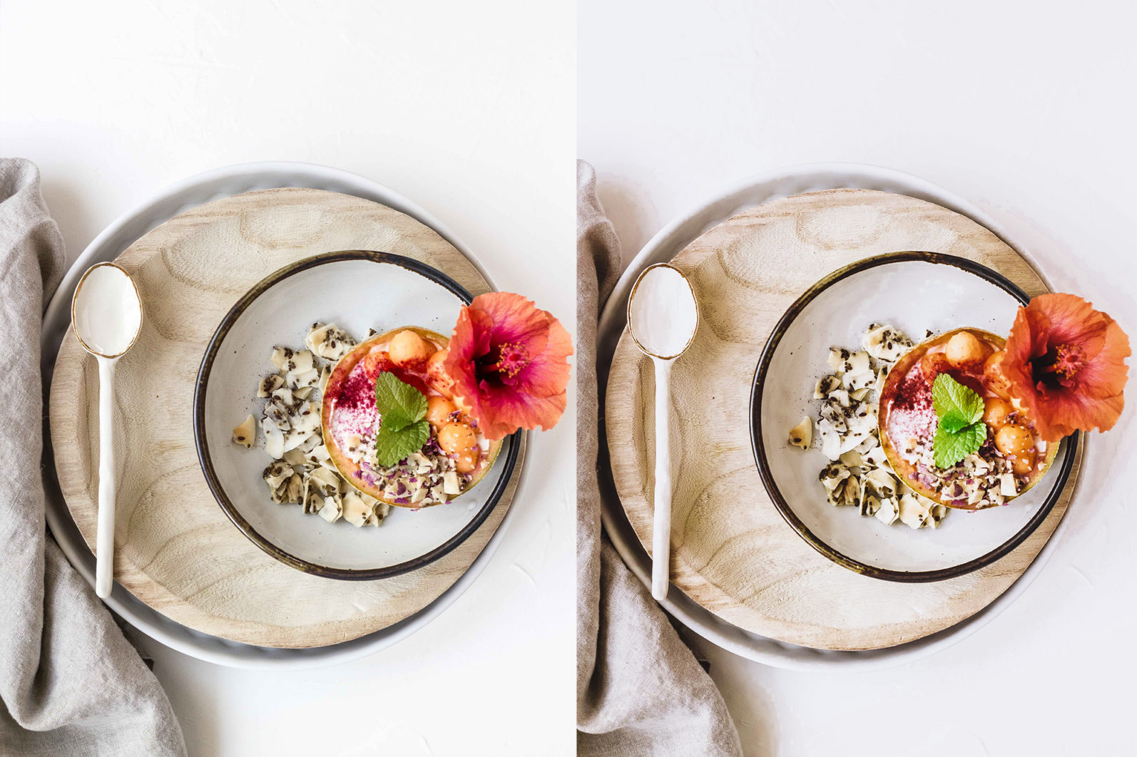 Food Blogger Vol. 1 Lightroom Presets - Desktop and Mobile - 6 Food Blogger 1 -