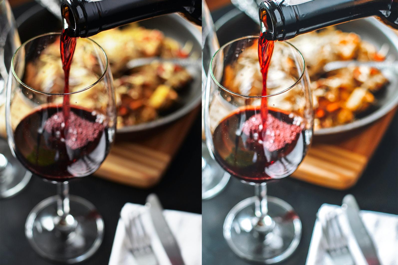 BUNDLE /// 06_Lightroom Collection // 72 x Desktop and Mobile Presets - 9 Food Blogger 2 -