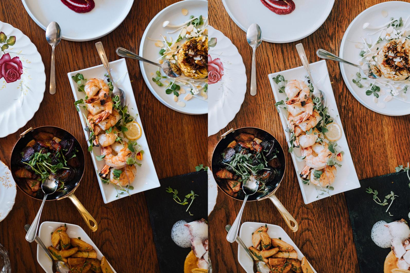 Food Blogger Vol. 1 Lightroom Presets - Desktop and Mobile - 10 Food Blogger 1 -