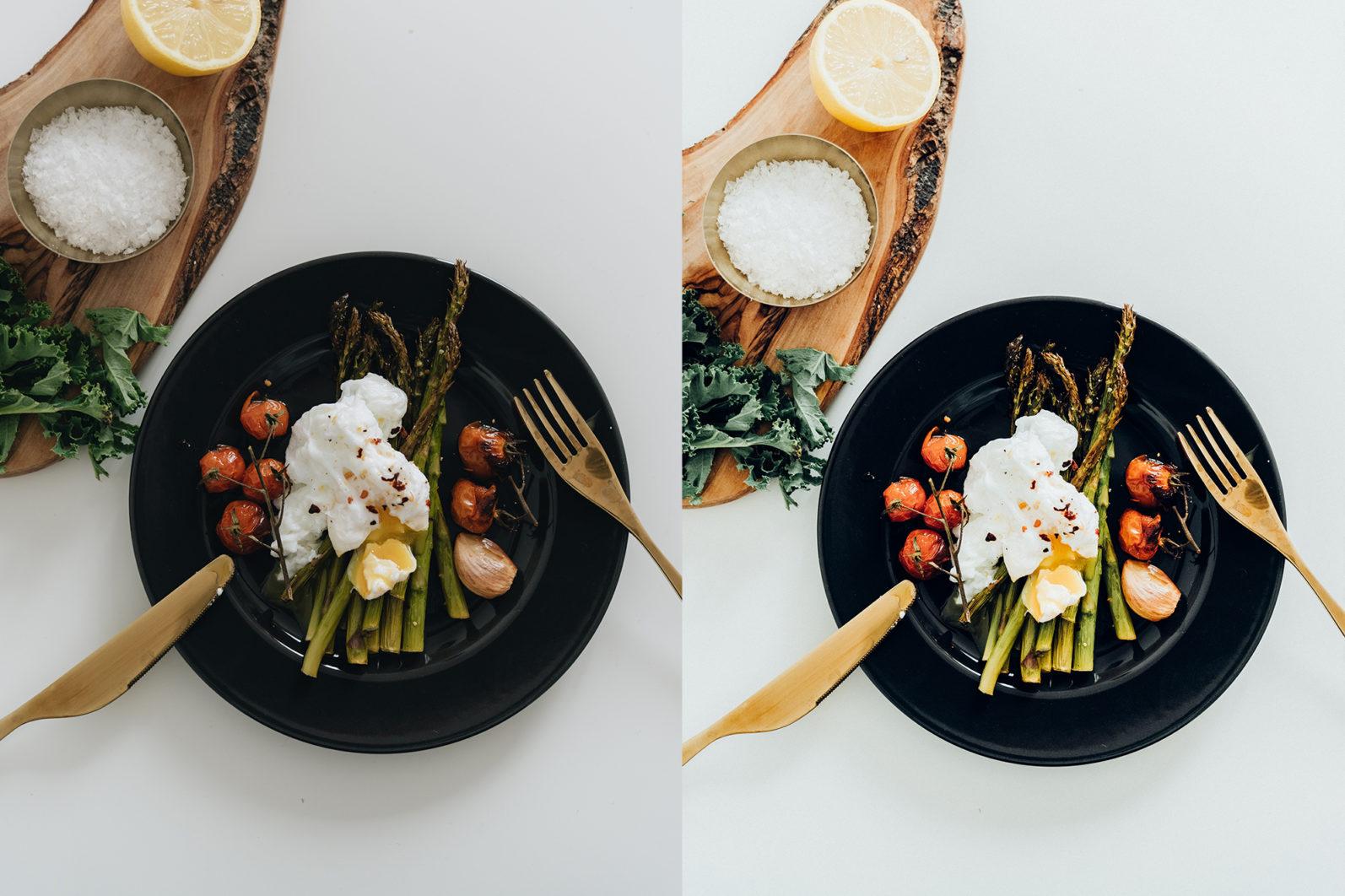 BUNDLE /// 06_Lightroom Collection // 72 x Desktop and Mobile Presets - 14 Food Blogger 2 -