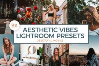 Colorful Lightroom Presets - AV00 -