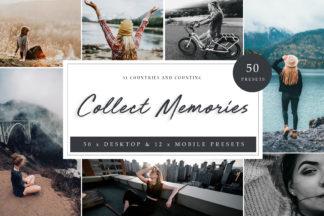Lifestyle Lightroom Presets - Collect Memories LR copy -