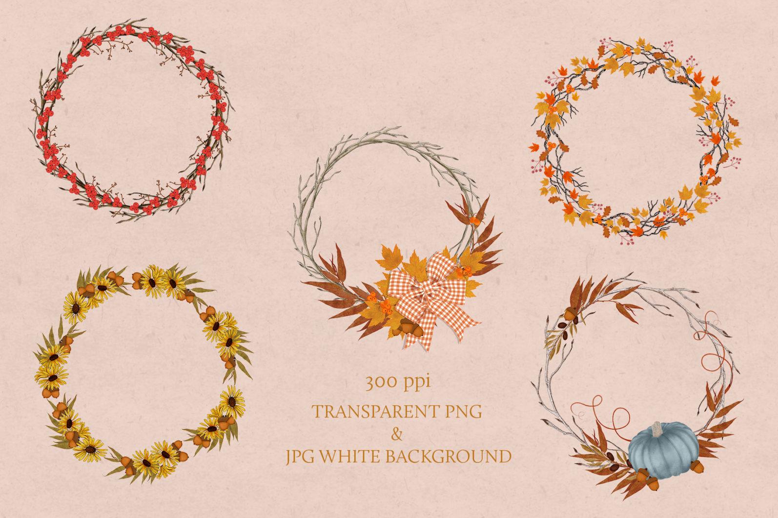 Autumn Wreaths - autumn wreaths page 2 -