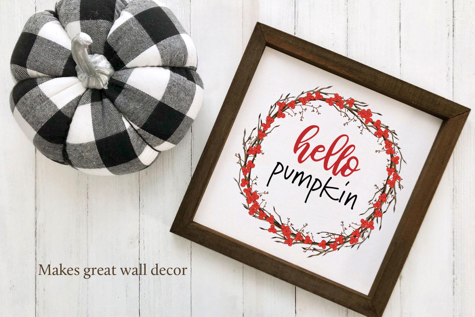 Autumn Wreaths - autumn picture -