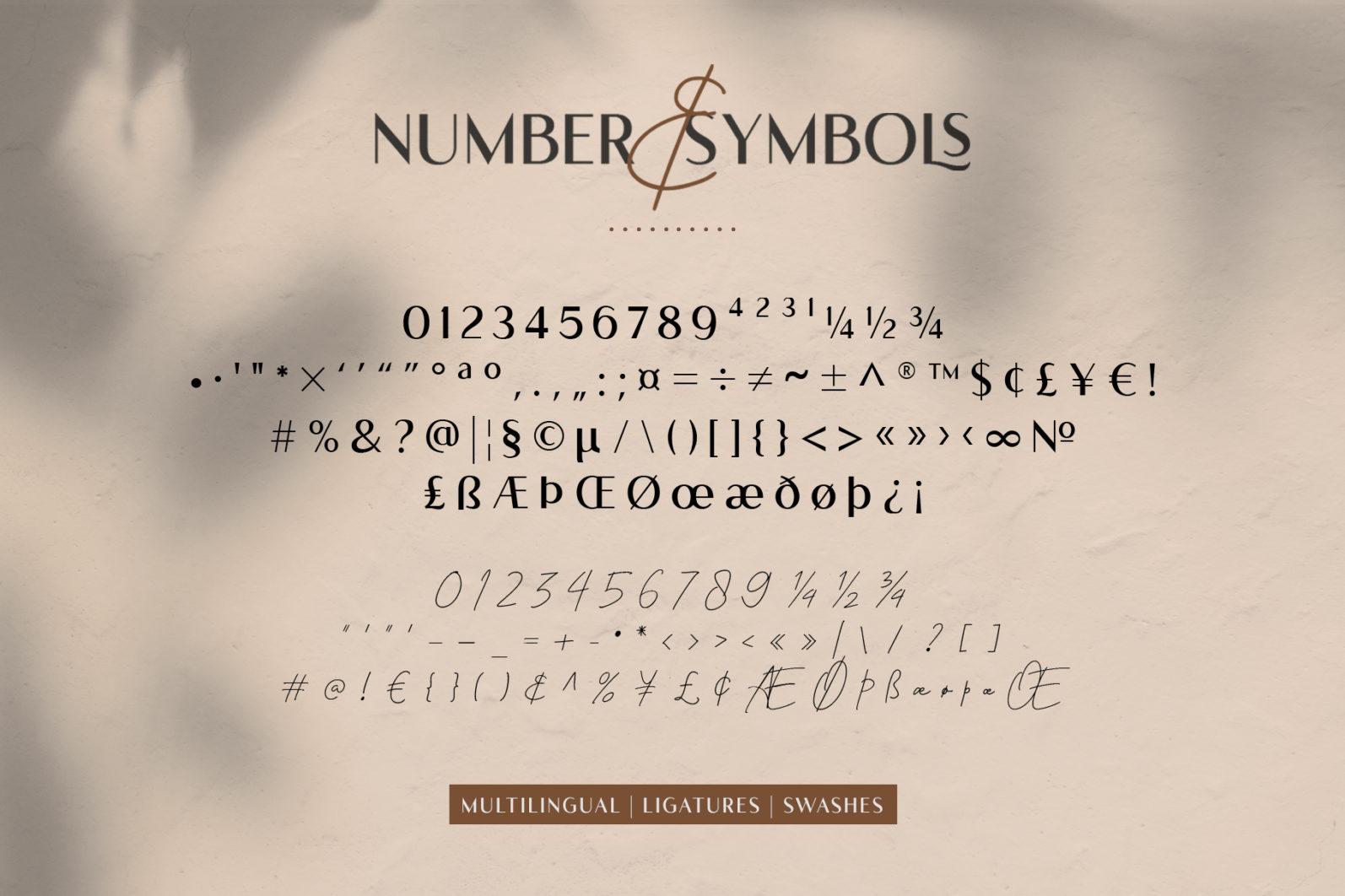 Romelio - Font Duo - 10 111 -