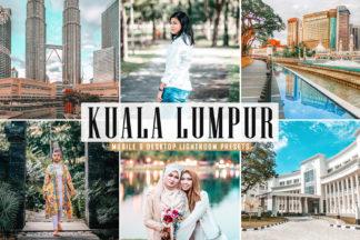 Crella Subscription - Kuala Lumpur Mobile Desktop Lightroom Presets Cover -