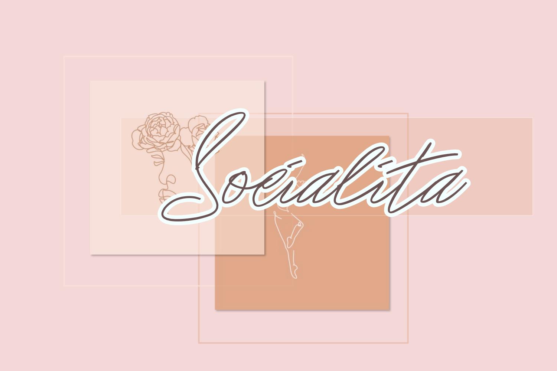 Lestya | Handwritten - Lestya 08 -