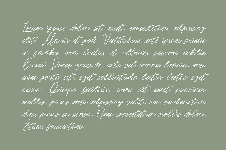 Lestya | Handwritten - Lestya 10 -