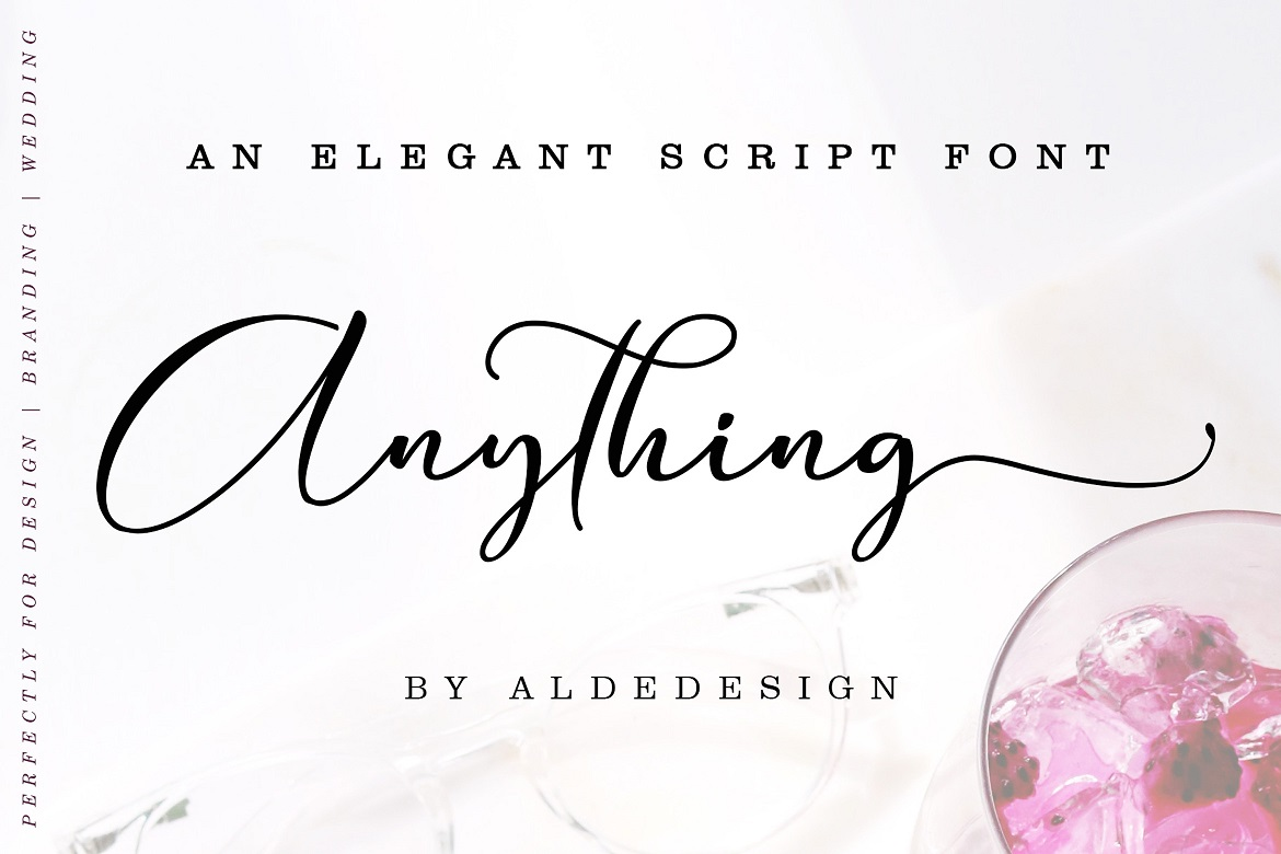 The 15 in 1 Wonderful Font Bundle - COVER Anything Script -