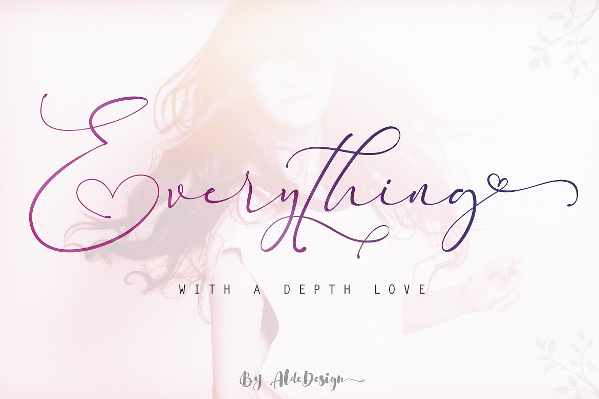 The 15 in 1 Wonderful Font Bundle - COVER Everything -