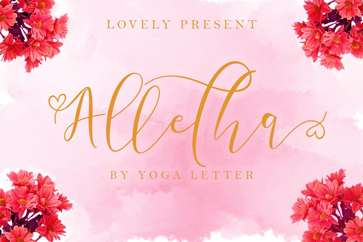 Beautiful Script Font Bundle - Preview 1 62 -