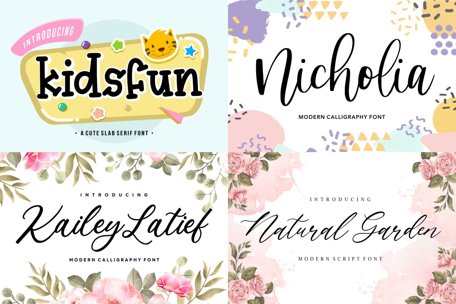 The Ultimate 50 Fonts   Limited Time Off - 3 108 scaled -