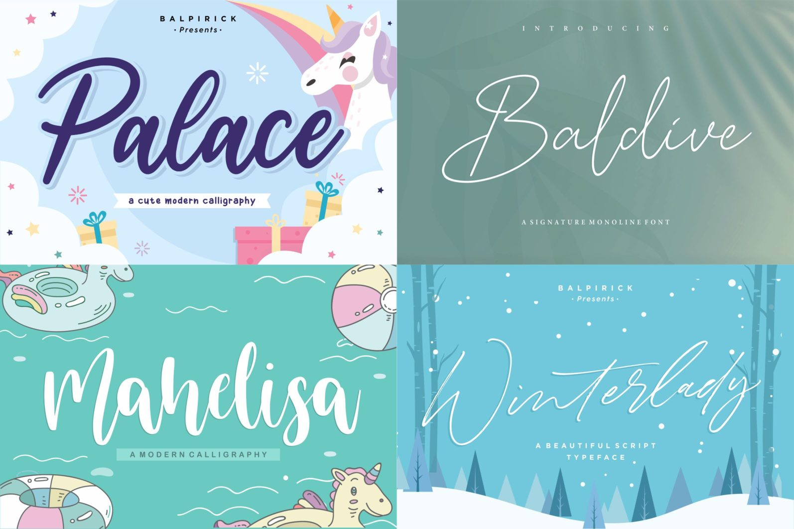 The Ultimate 50 Fonts   Limited Time Off - 4 100 scaled -