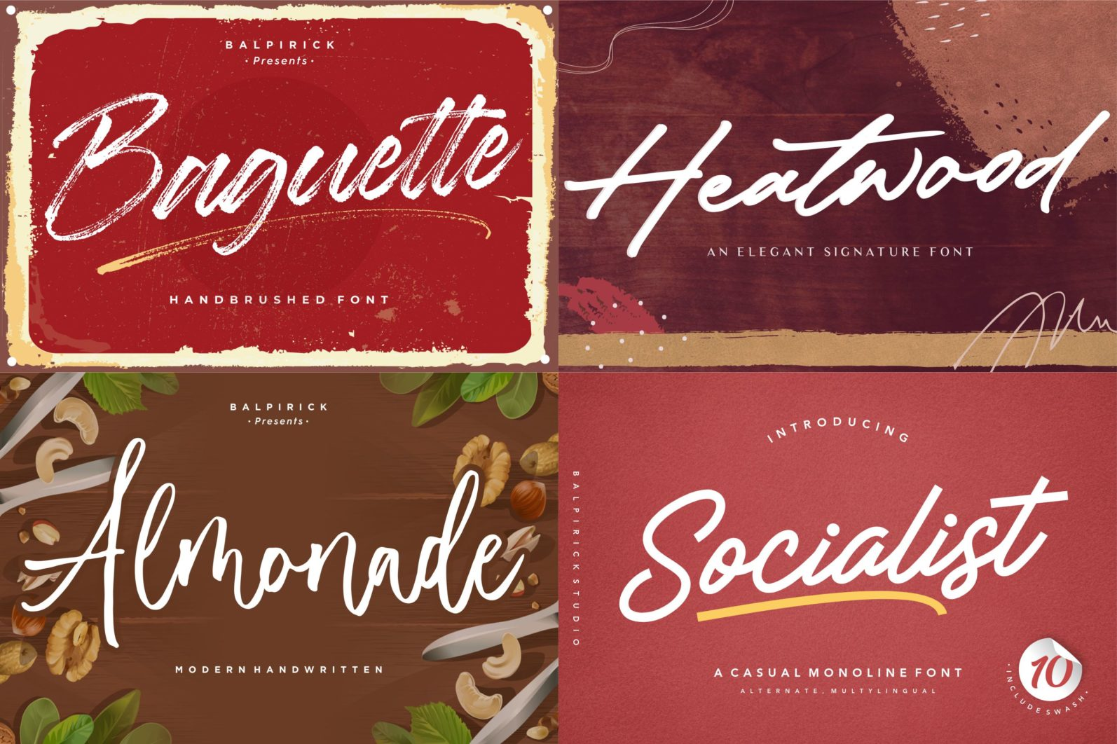 The Ultimate 50 Fonts   Limited Time Off - 5 94 scaled -