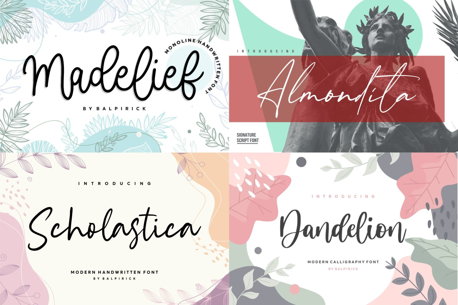The Ultimate 50 Fonts   Limited Time Off - 6 72 scaled -