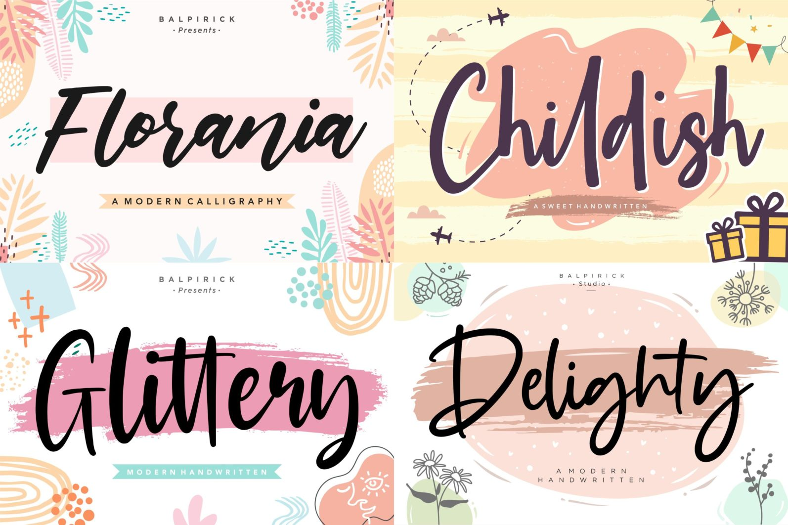 The Ultimate 50 Fonts   Limited Time Off - 11 18 scaled -