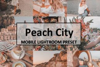 Spring Lightroom Presets - peachcity -