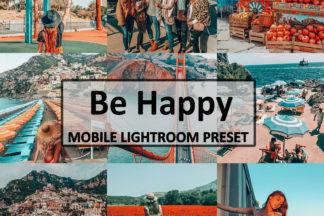 Spring Lightroom Presets - happy -