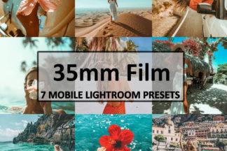 Spring Lightroom Presets - 35mm -