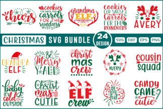 "<span style=""display: none"">Designer Bundles</span> - Christmas vol 001 -"