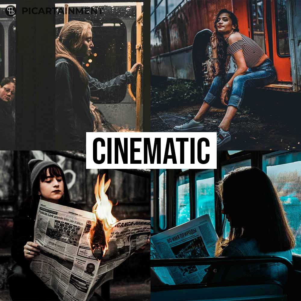 101 All in One Lightroom Presets Bundle - Cinematic -