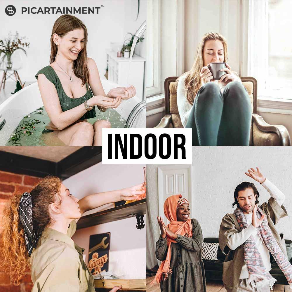 101 All in One Lightroom Presets Bundle - Indoor -