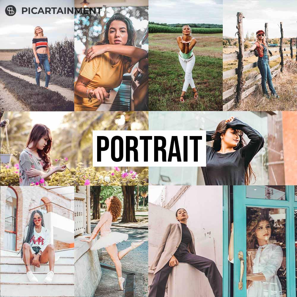 101 All in One Lightroom Presets Bundle - Portrait -