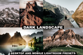 Professional Lightroom Presets - preview LUTS 1 1 -