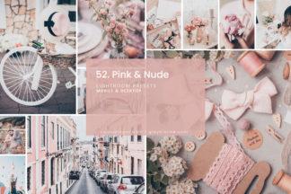 Minimalistic Lightroom Presets - 52 PINK AND NUDE 01 1 -