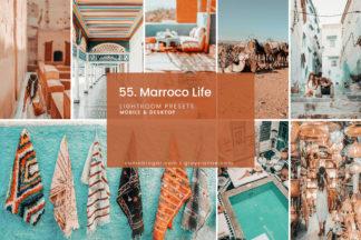 Minimalistic Lightroom Presets - 55.MARROCO LIFE 1 -