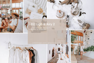 White Lightroom Presets - 62.LIGHT AND AIRY 2 01 -