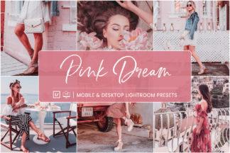 Food Lightroom Presets - Prink Dream Preview -