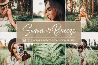Food Lightroom Presets - Summer Breeze Preview 1 -