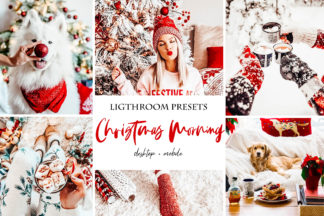 Christmas Lightroom Presets - mockup0001 1 -