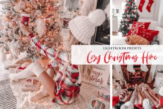 Christmas Lightroom Presets - mockup001 2 -