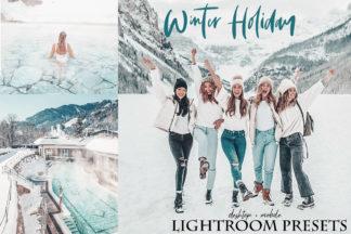 Christmas Lightroom Presets - mockup001 6 -