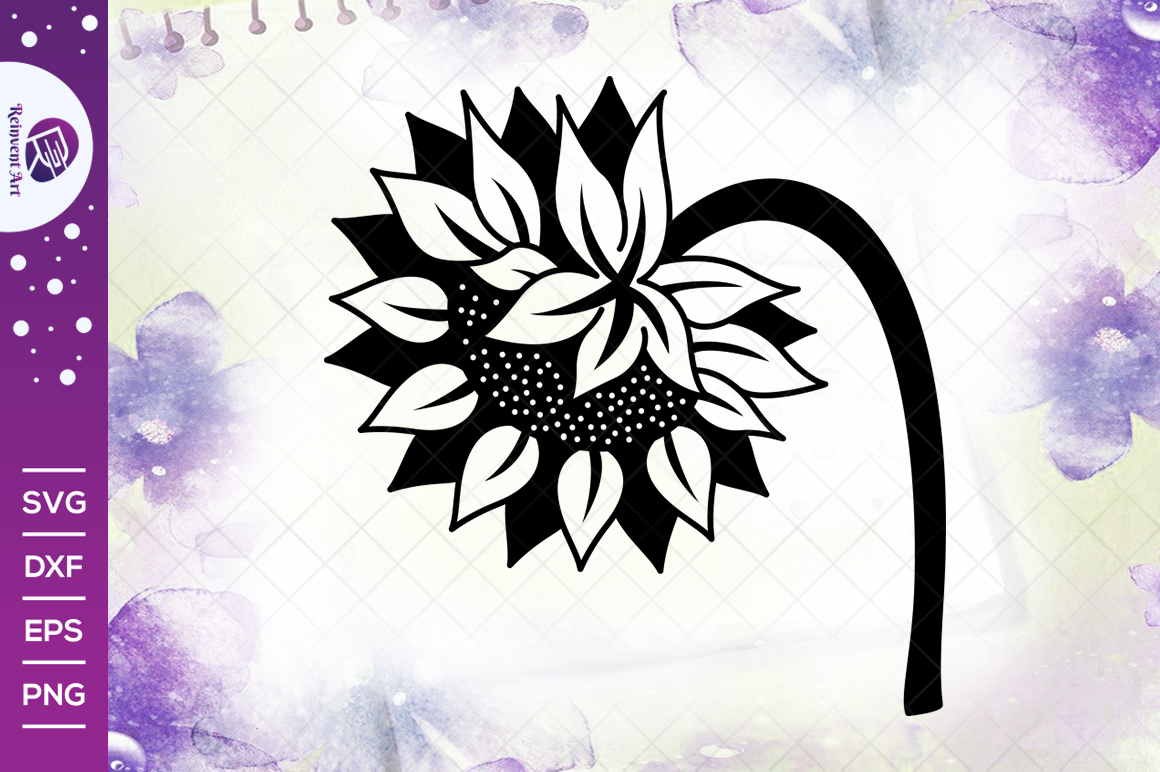 Sunflower Silhouette Svg Cut Files Sunflower Svg Floral Svg Eps Dxf Png Crella Sunflower silhouette, lake george, ny. sunflower silhouette svg cut files sunflower svg floral svg eps dxf png crella