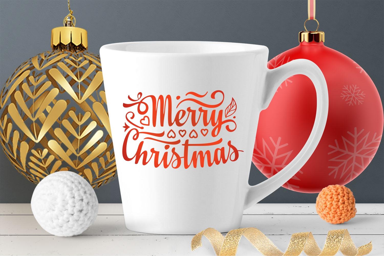 Christmas lettering svg - 4 26 -