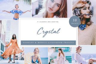 Tropical Lightroom Presets - Crystal LR -
