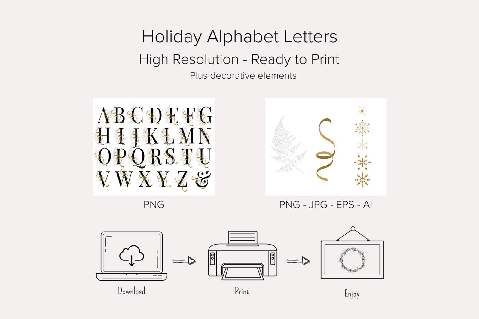 Snowflake Alphabet Letters - product details snowflake alphabet letters -