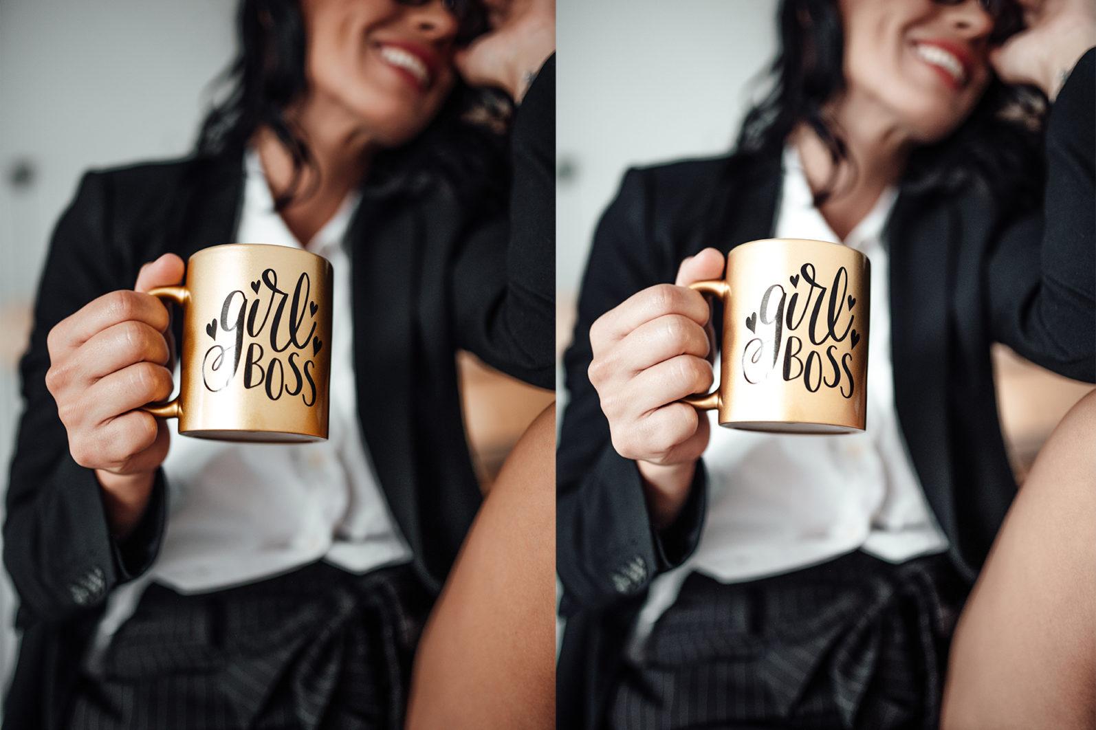 8 x Girl Boss Presets, Office Presets   Mobile and Desktop - 7 Girl Boss1 -