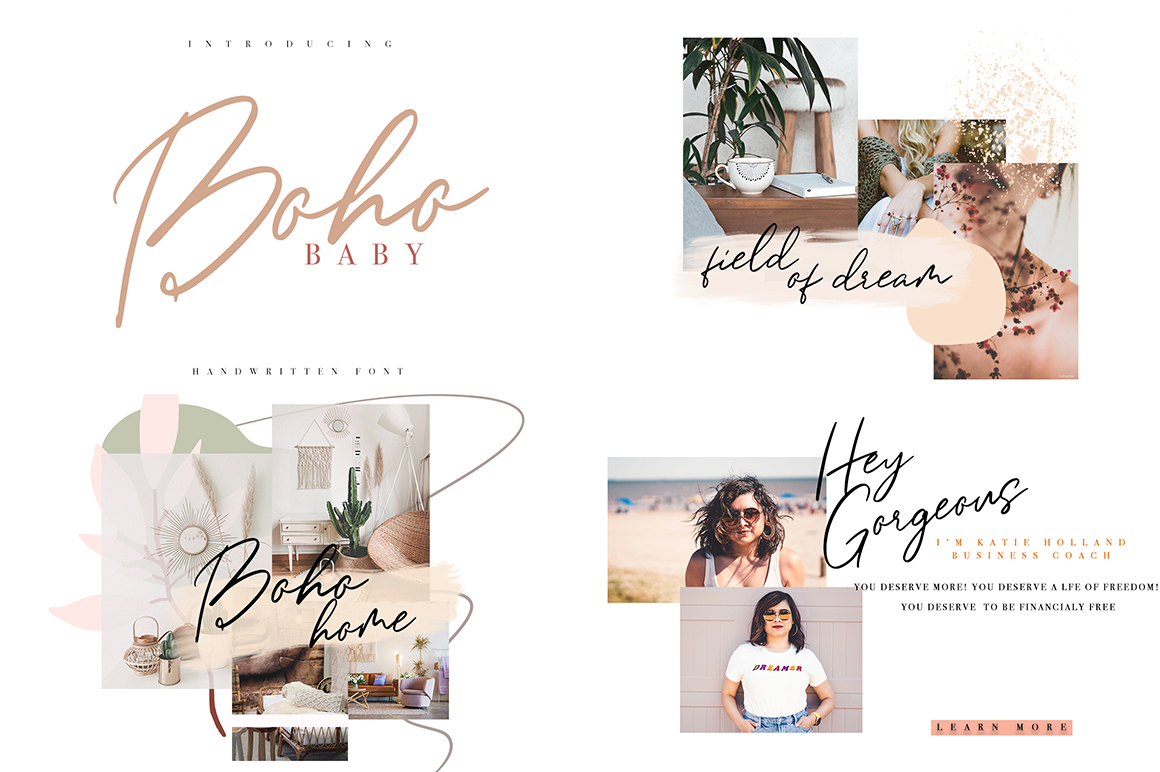 Font Bundle / 70 + IN ONE - 32 1 -