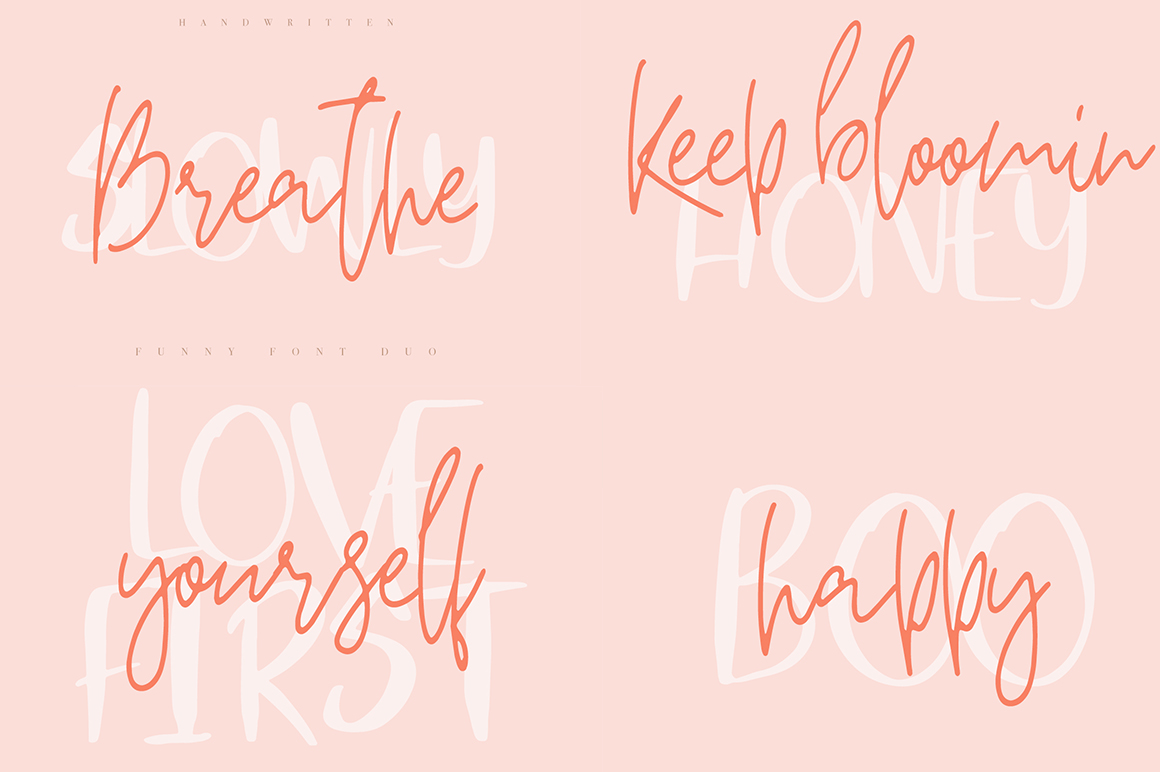 Font Bundle / 70 + IN ONE - 33 1 -