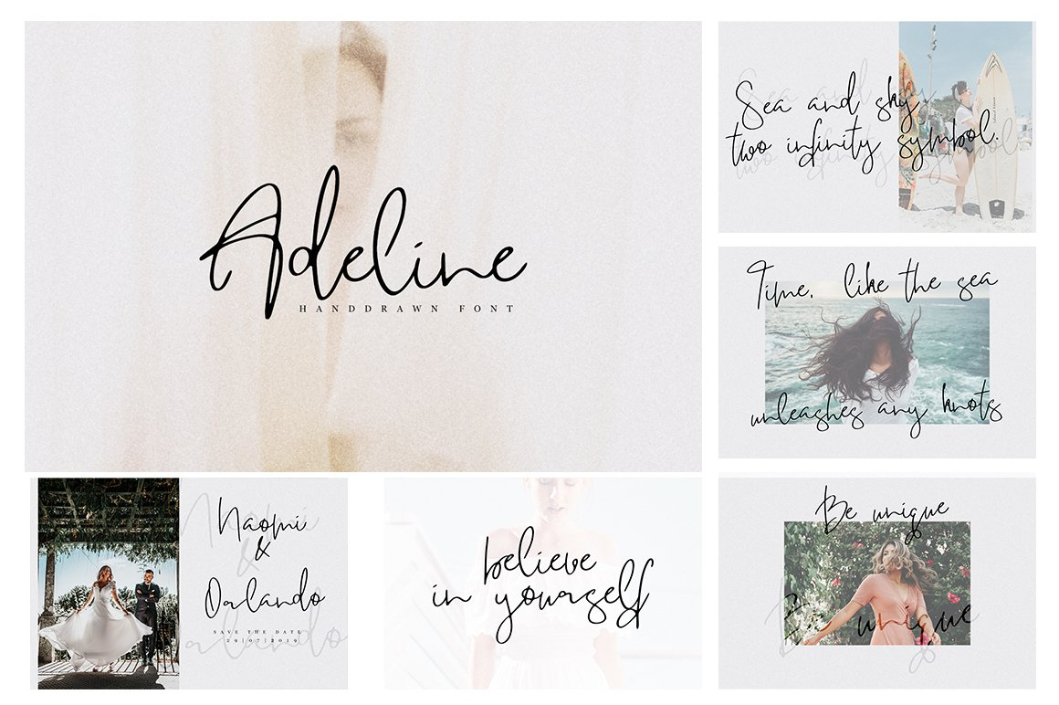 Font Bundle / 70 + IN ONE - 5 -