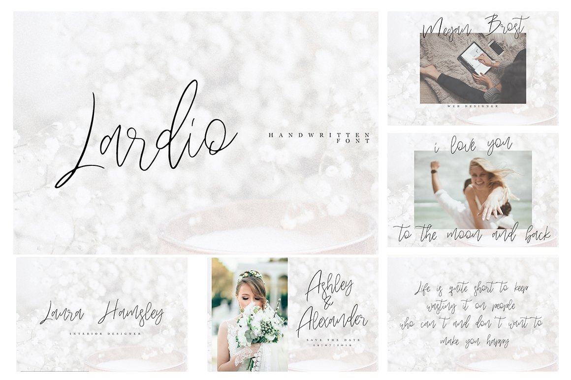 Font Bundle / 70 + IN ONE - 6 -