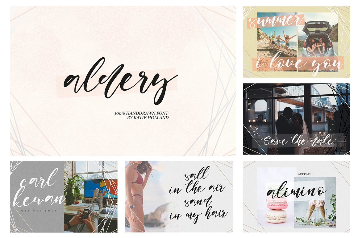 Font Bundle / 70 + IN ONE - 1 -
