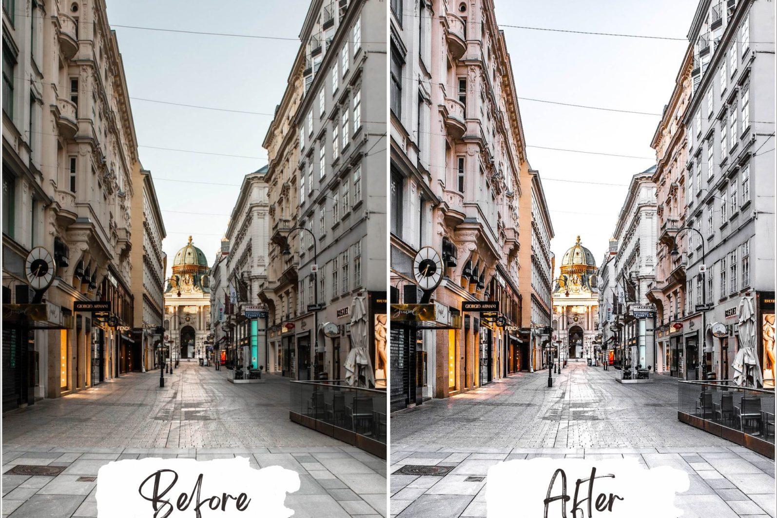 City Life Lightroom Presets - City Life Copy 4 -