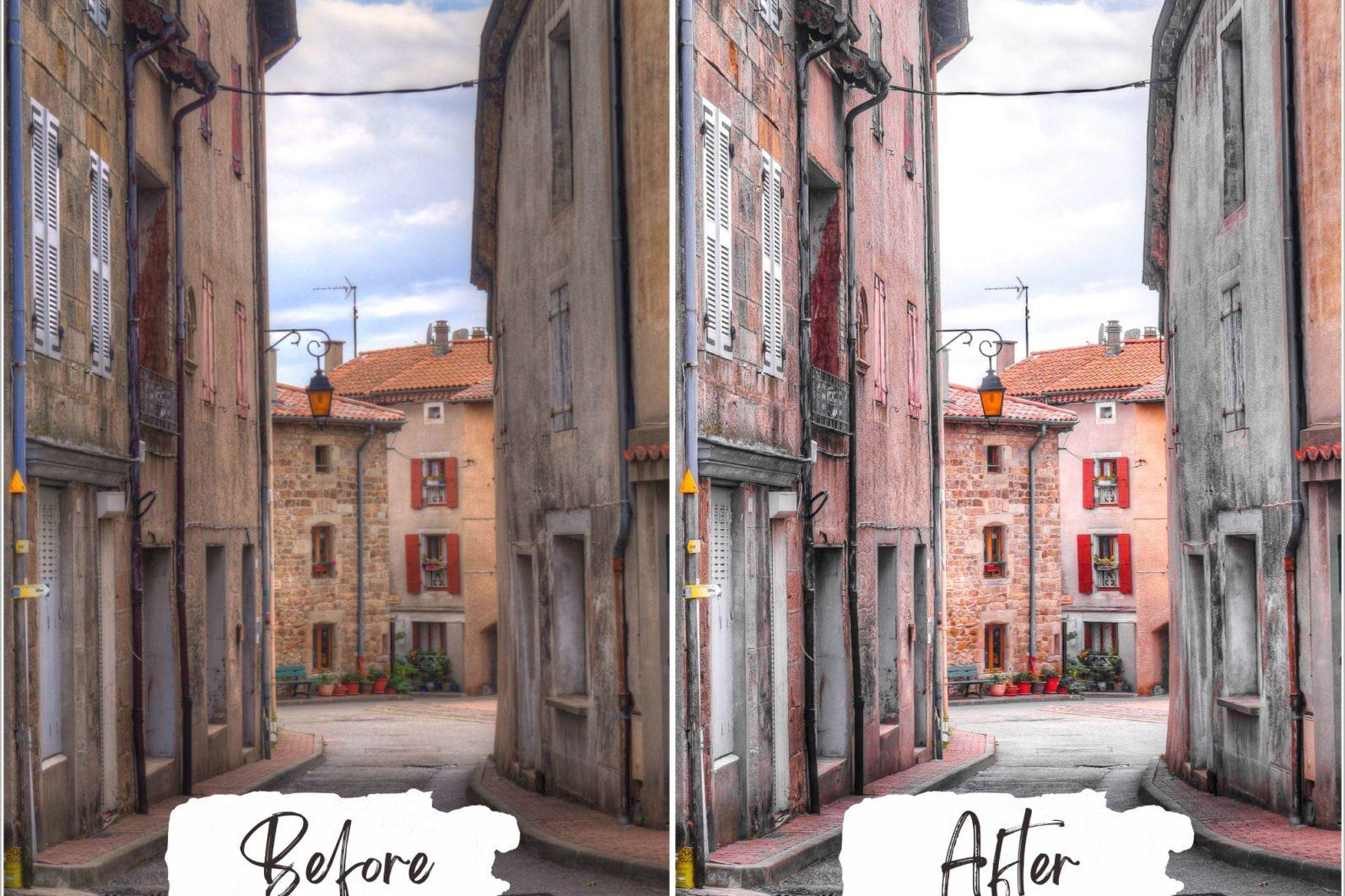 City Life Lightroom Presets - City Life Copy 6 -
