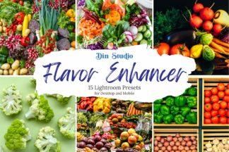 Tropical Lightroom Presets - Flavor Enhancer Copy -