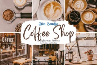 Food Lightroom Presets - Coffee Shop copy -